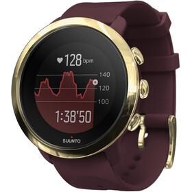 Suunto 3 Fitness Watch burgundy